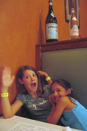 Hannah & Naomi - Aug. 2007