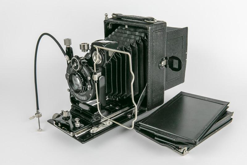 1927 Zeiss Ikon Ideal 111