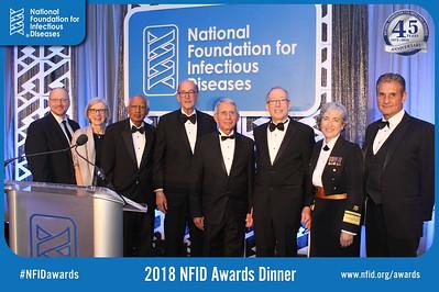 2018 NFID Awards Dinner: Roaming Photos