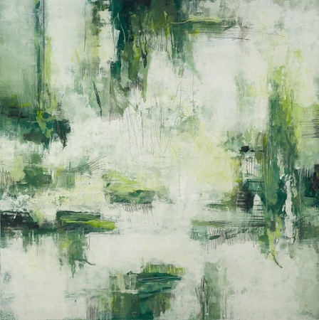 Green Motion-Hibberd, 50x50