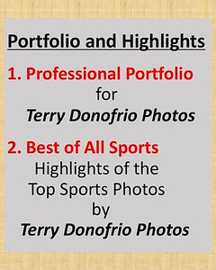 1. Professional Portfolio and Best of Gallery of Top Photos  by Sport