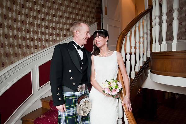 Rachael & Colin - The Royal George Perth