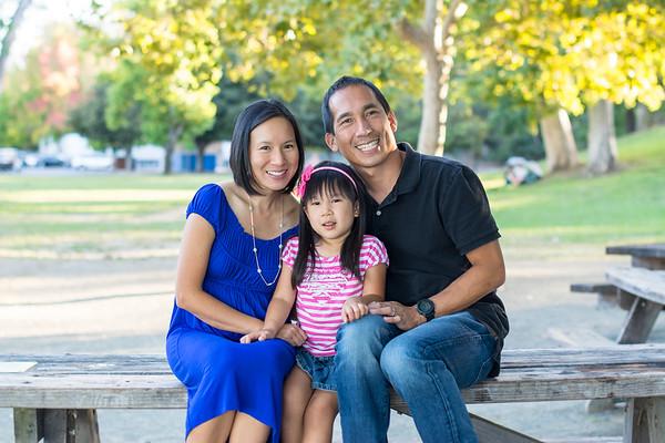 Fong Family 9.23.17