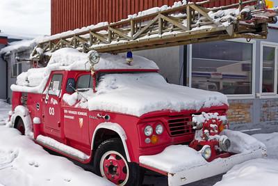 Montag - Kirkenes