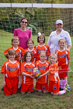 Soccer - Girls Fall Grades 1&2