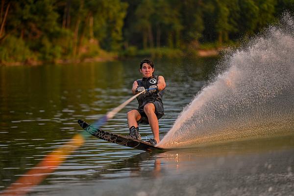 Water Skiing Frisch's