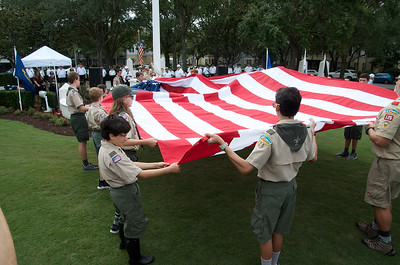 2018 Memorial Day Flag Ceremony