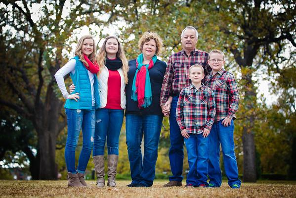 Hamilton Family 2015