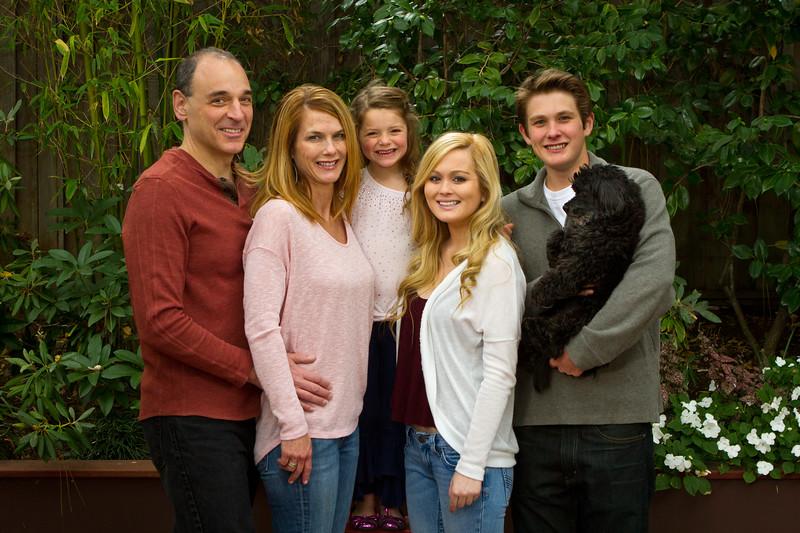 Portrait: Steve-Carmen Family