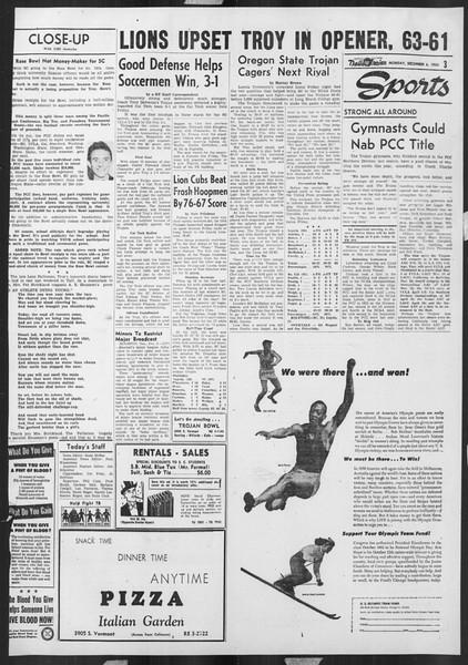 Daily Trojan, Vol. 46, No. 55, December 06, 1954