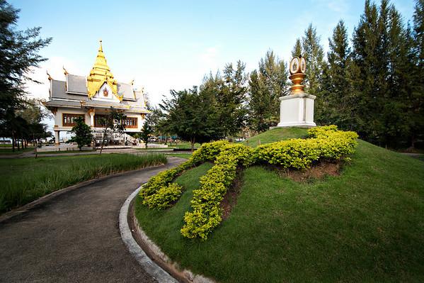 Temple in Surin Beach, Phuket