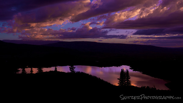 Lake Catamount, Steamboat, Colo