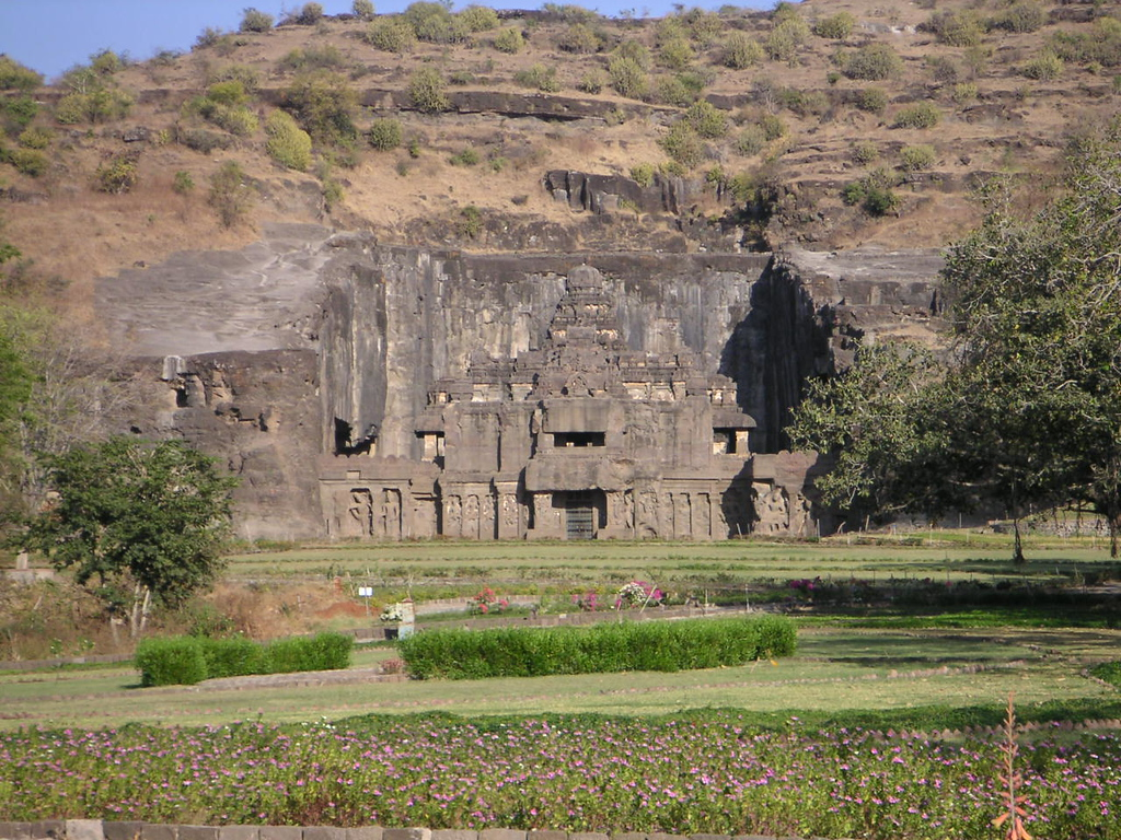 UNESCO World Heritage Sites in India: Ellora Caves