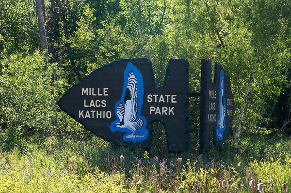 MilleLac Kathio State Park