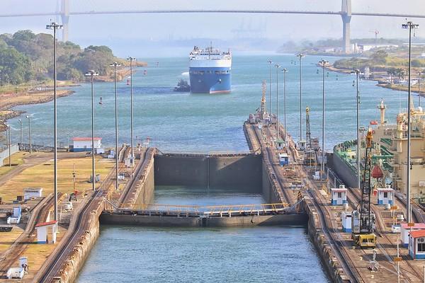 Panama Canal Cruise 2019
