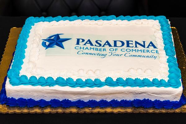 Pasadena Chamber of Commerce Re-Branding Ceremony