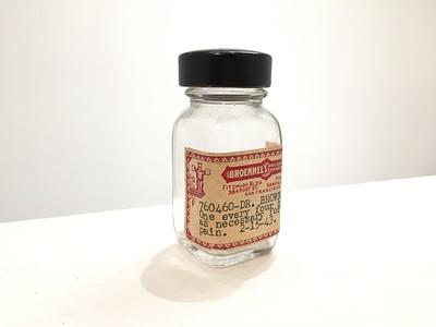 1943 pill bottle