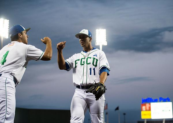 FGCU Baseball Defeats UF 7-3
