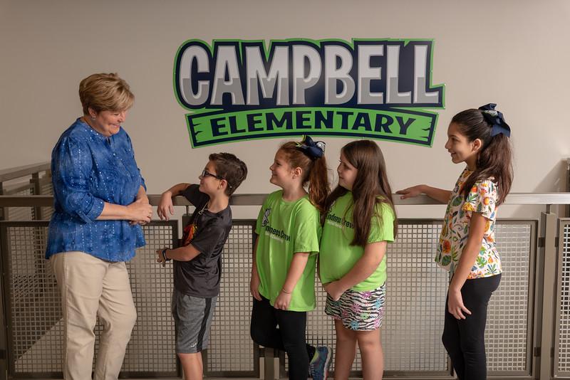 Katy ISD - Cambell Elementary