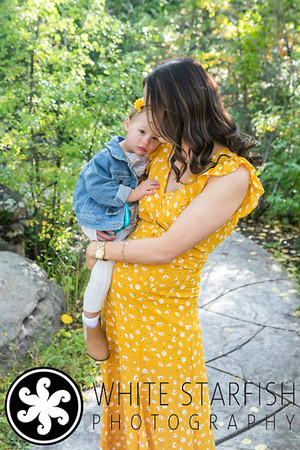 Vail Family Photos - Betty Ford Alpine Gardens - Lavine
