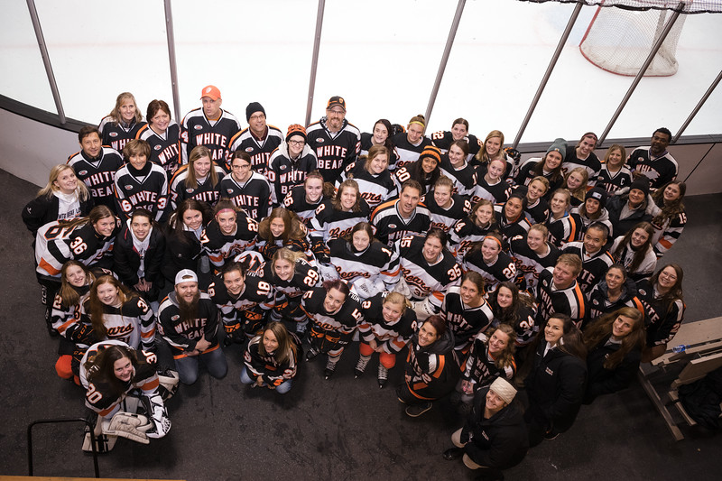 WBL Girls Hockey Teacher Appreciation Pictures 2019