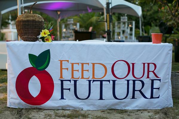 6th Annual Island Roast Feed our Future 2016