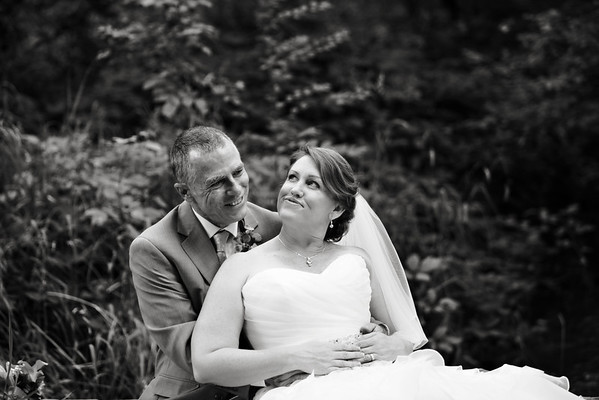 Sandy & David's Wedding Day