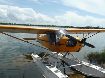Seaplane Flight Winter Haven FL, Aug 09