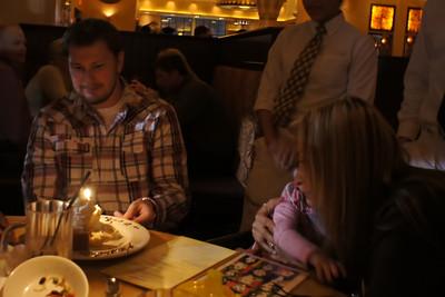 Greg's Birthday March 2, 2012