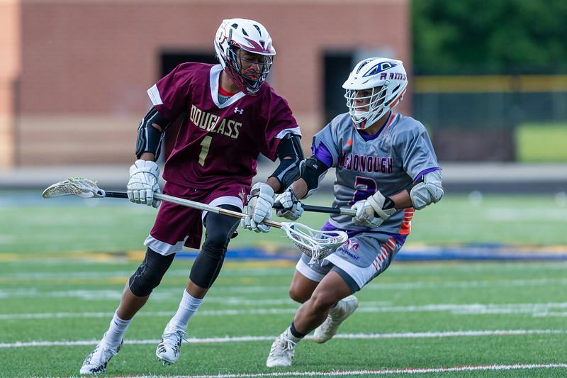 MPSSAA Lacrosse Playoffs: McDonough vs Douglass
