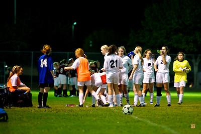 Varsity Girls Soccer vs. Riverbend Academy-January 11, 2011