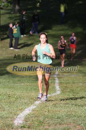 Girls D2 - 2012 Brother Rice - West Bloomfield Invite
