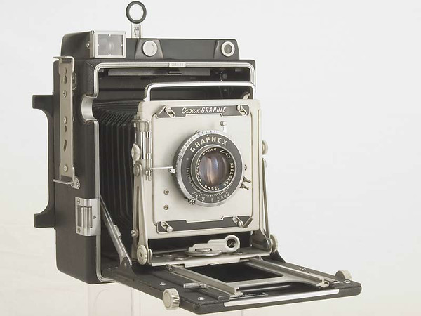 Graflex Crown Graphic 4x5