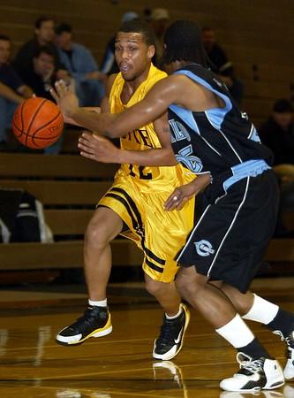 Butte Basketball 2005-2006 -- Brian Smith
