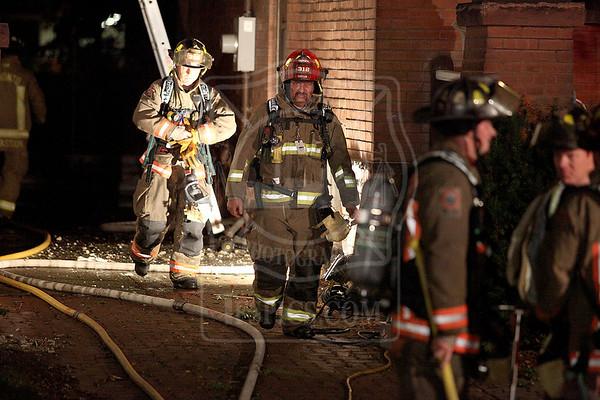September 19, 2015 - Working Fire - 33 Dalton Road