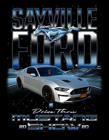 Sayville Ford Mustang Show Done Nov10