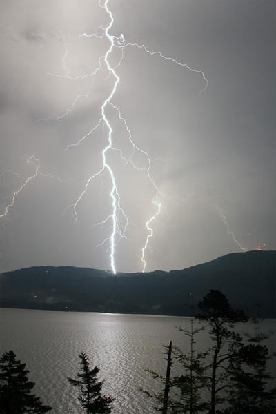 Weather, fire & brimstone!