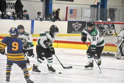 Arrows VS Cranford  Hockey Club (W 5-4) 2-18-19 Semifinals 2 VS 3