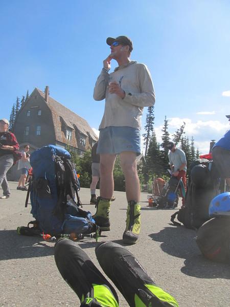 Mt. Rainier July 22-25, 2019, Tristan's Photos