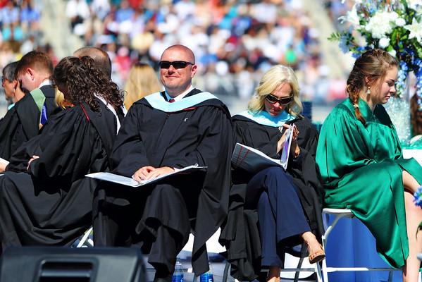2016 ThunderRidge High School Graduation