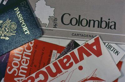 01 Cartagena, Columbia (Carrier Trip)
