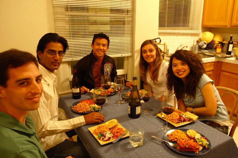 Dinner Parties