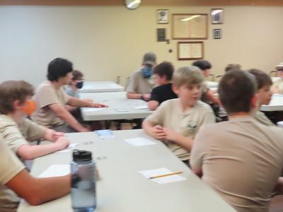 Troop Meeting - Jun 28