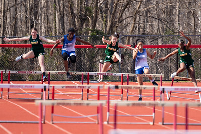 100m Hurdles (4 April 2019)