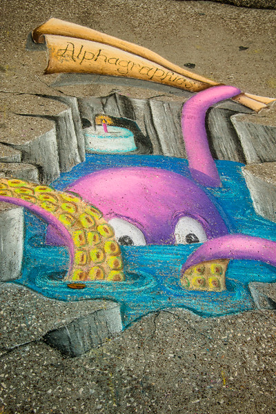 Street Painting Festival in Houston