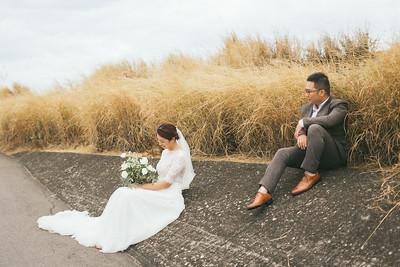 Pre-wedding | Wang + Yu-chen