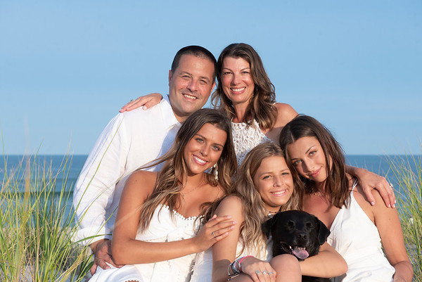 Ronan Family Beach Shoot