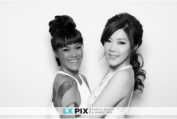 Glam Booth by LX PIX