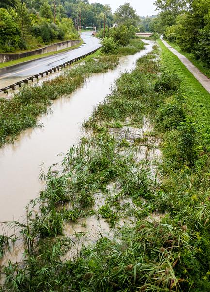 Labor Day Flooding September 2020