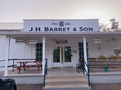 2020-06-27 J. H. Barret General Store Barretville TN